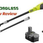 Ryobi Cordless Pole Saw Review